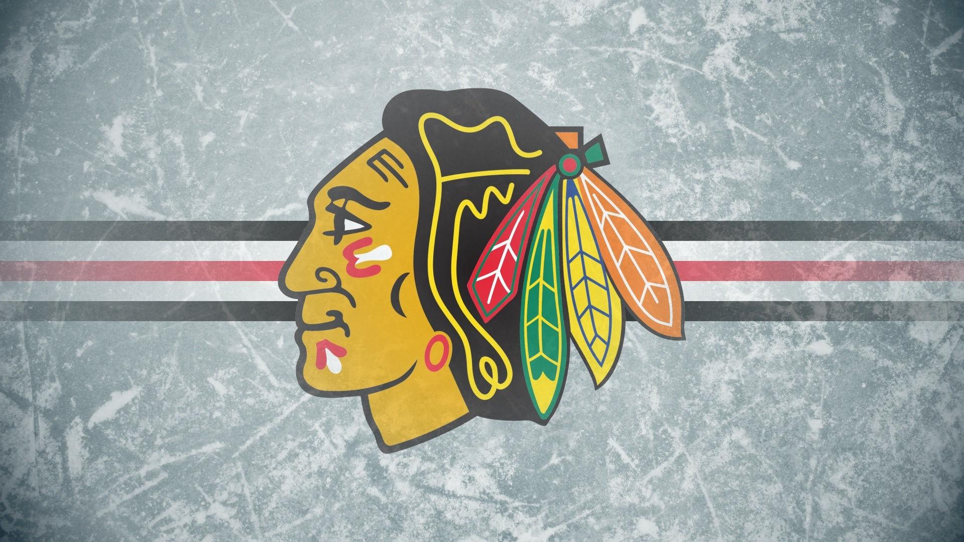 Wallpapers Blackhawks de Chicago - MaximumWall