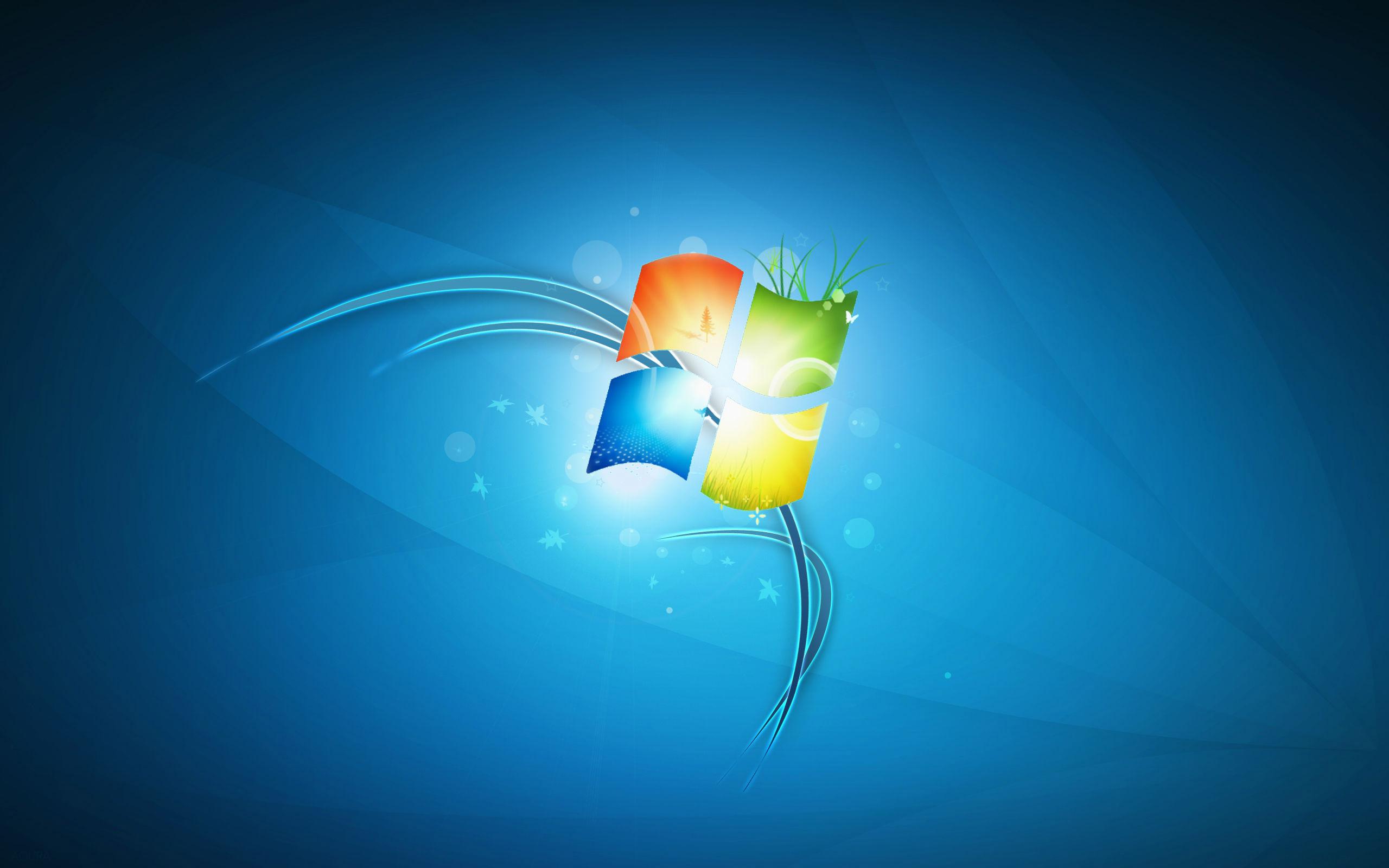 Fond Decran Windows 7 Hd