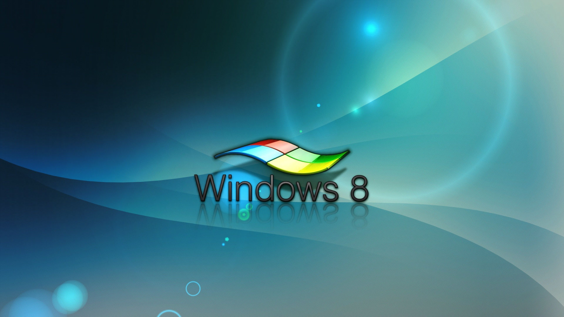 fond d'ecran 3d windows 8