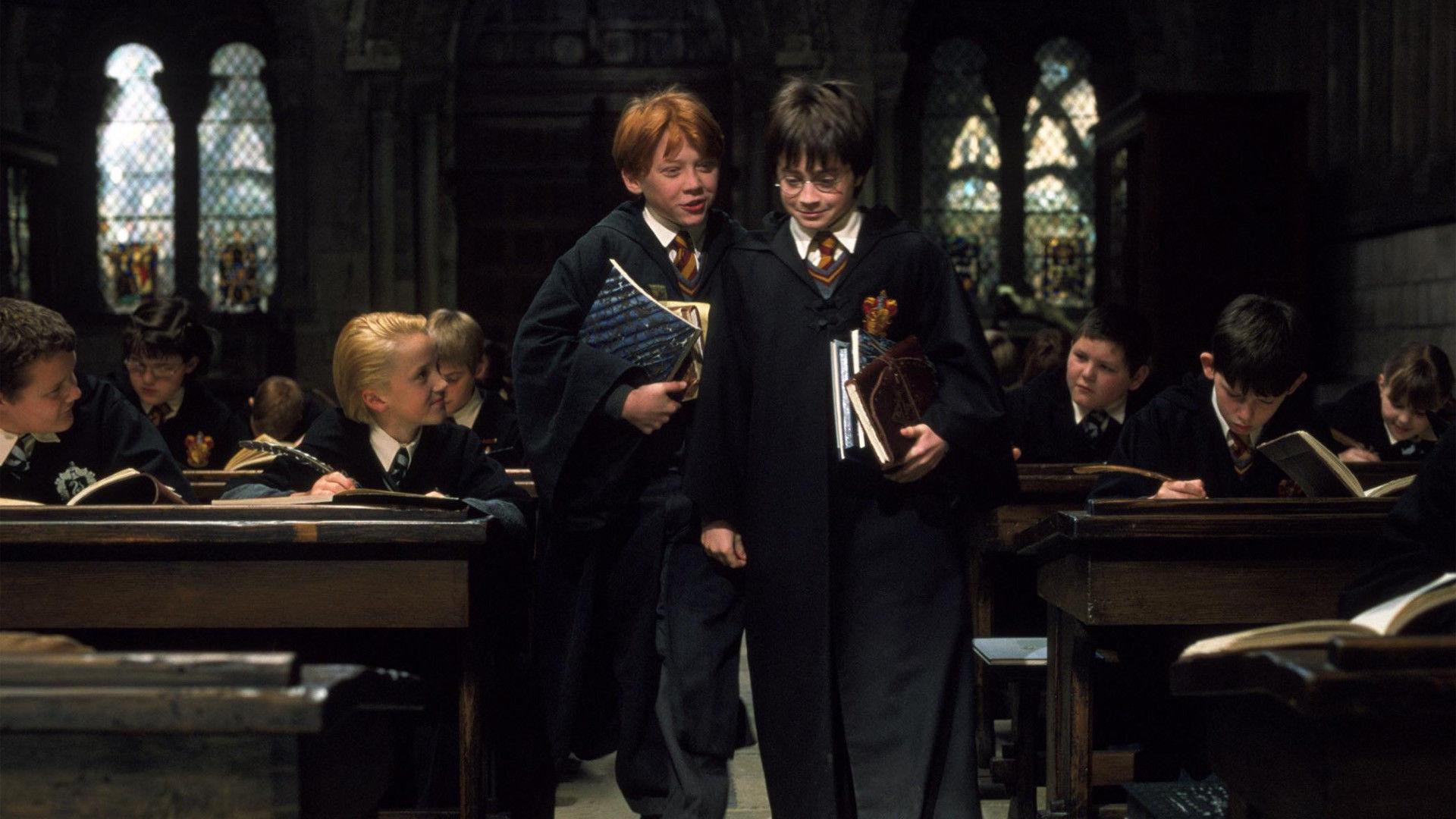 Wallpaper Harry Potter Et La Chambre Des Secrets