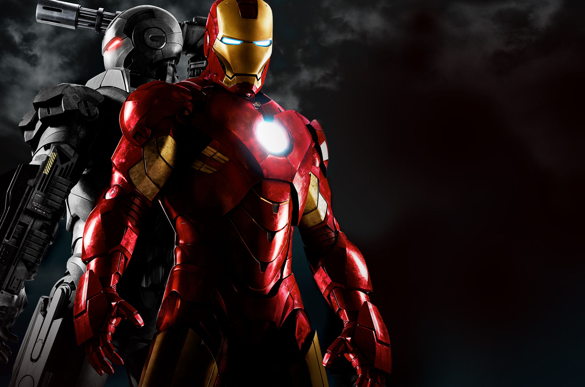 Fonds d'écran Iron Man 2 - MaximumWall