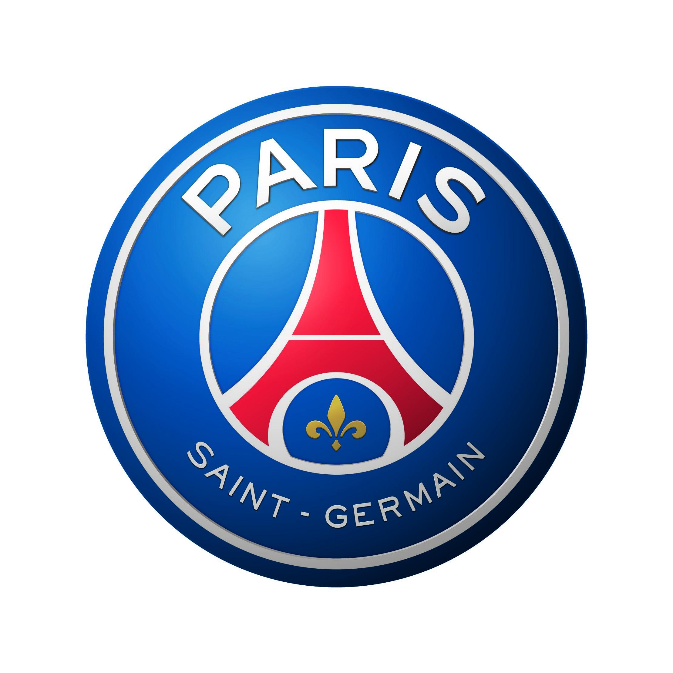 Fonds D Ecran Paris Saint Germain Logo Maximumwall