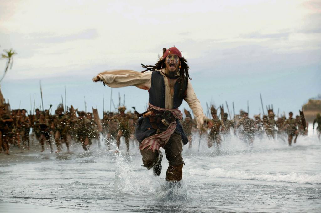 Fonds d'écran Pirates des Caraïbes 2 : Le Secret du coffre maudit