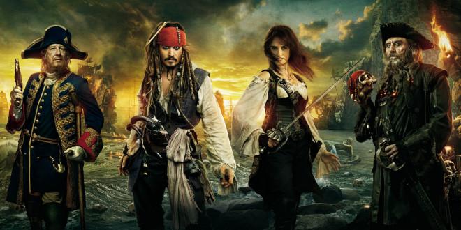 Fonds Décran Et Wallpaper Pirates Des Caraïbes Maximumwall