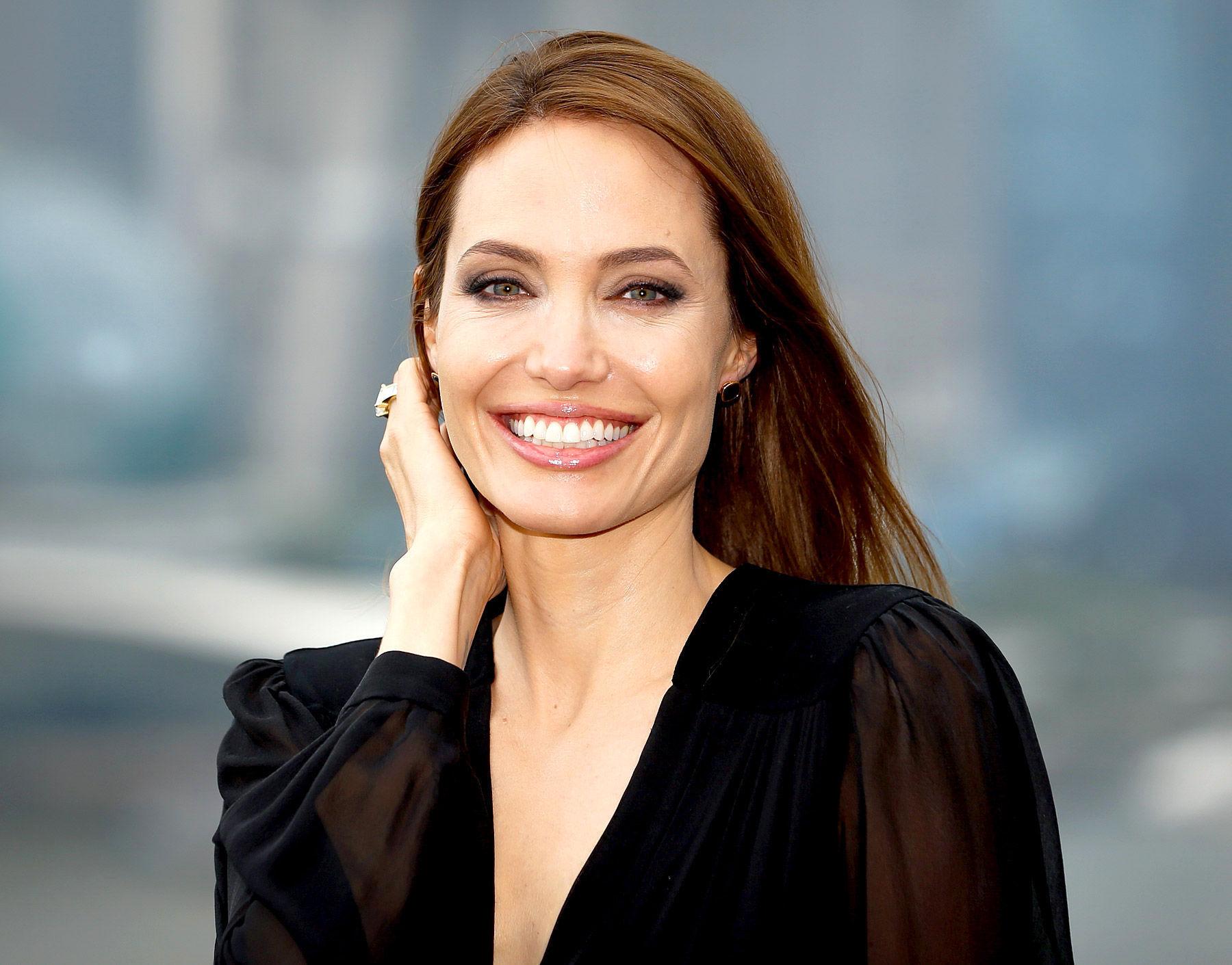 Fonds D Ecran Angelina Jolie 2016 Maximumwall