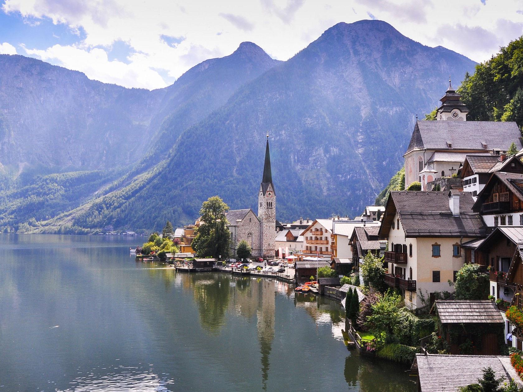 Fonds D'écran Autriche - MaximumWall