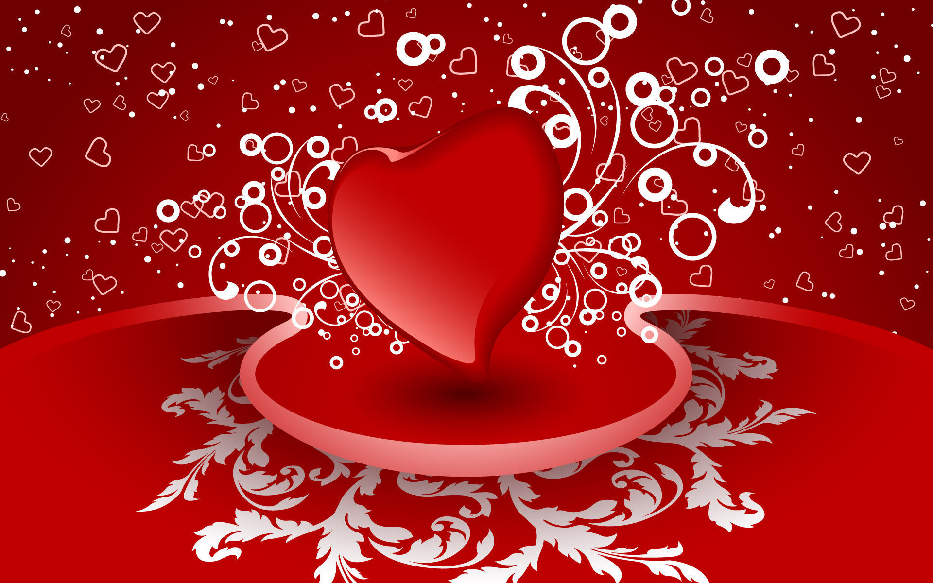 Fonds Décran St Valentin Amour Maximumwall