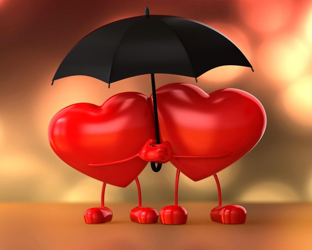 Fonds D'écran St-valentin Amour - MaximumWall