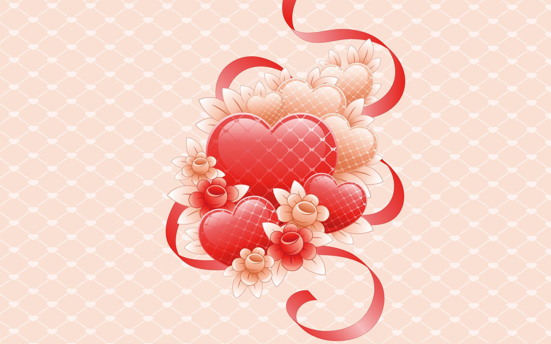 Fonds d 39 cran st valentin amour maximumwall for Fond ecran amour