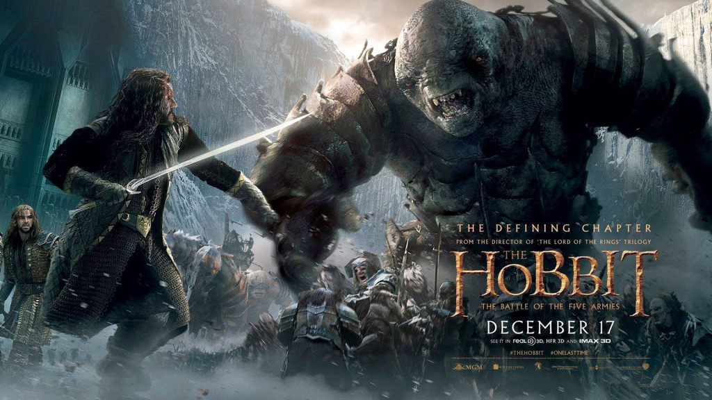 Fonds D'écran The Hobbit - The Battle Of The Five Armies