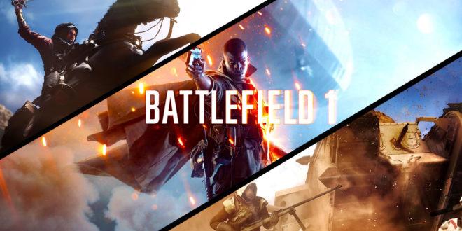 Wallpapers Battlefield 1 - MaximumWall