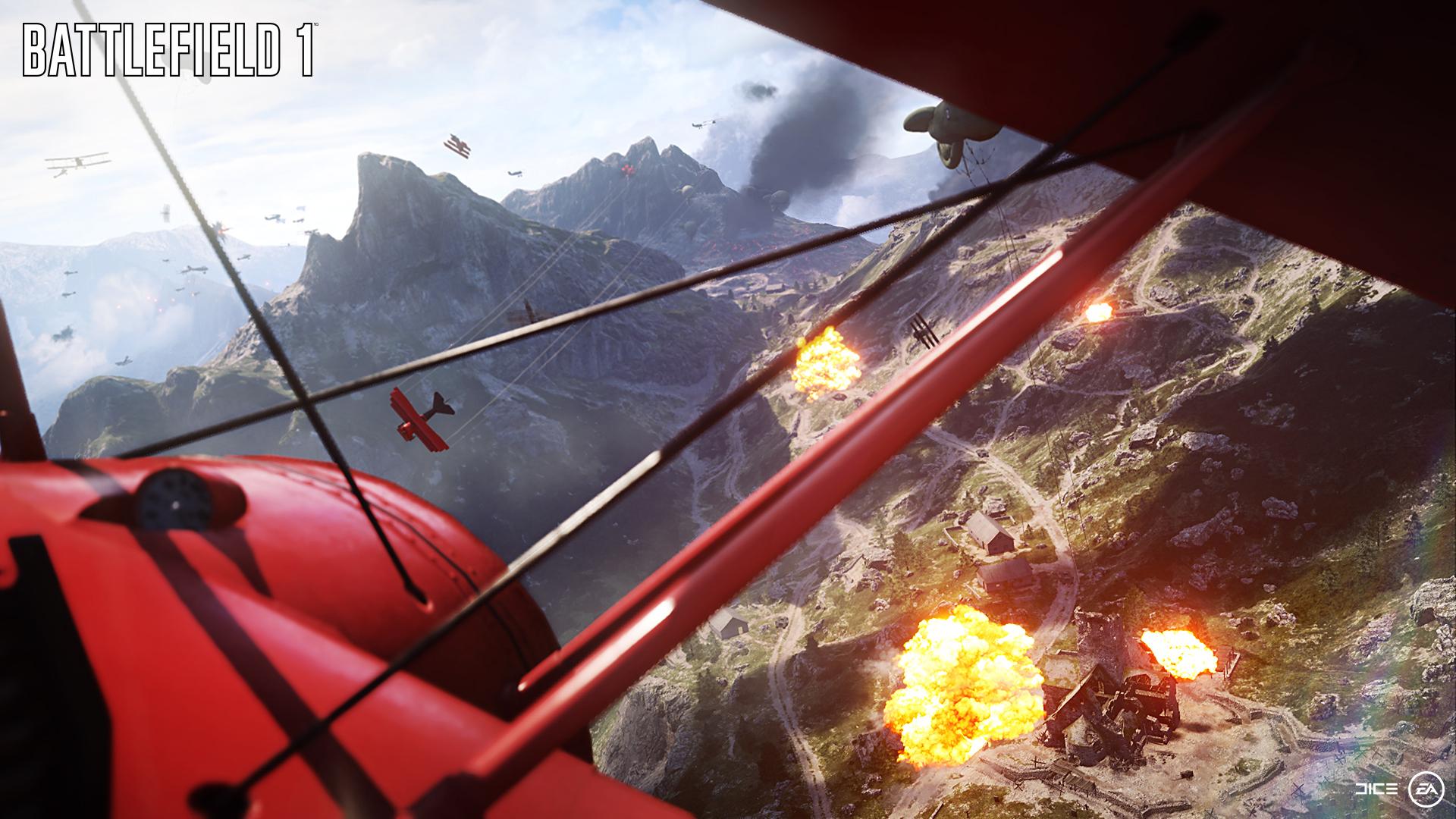Battlefield 4 Full Hd Fond D écran And Arrière Plan: Wallpapers Battlefield 1
