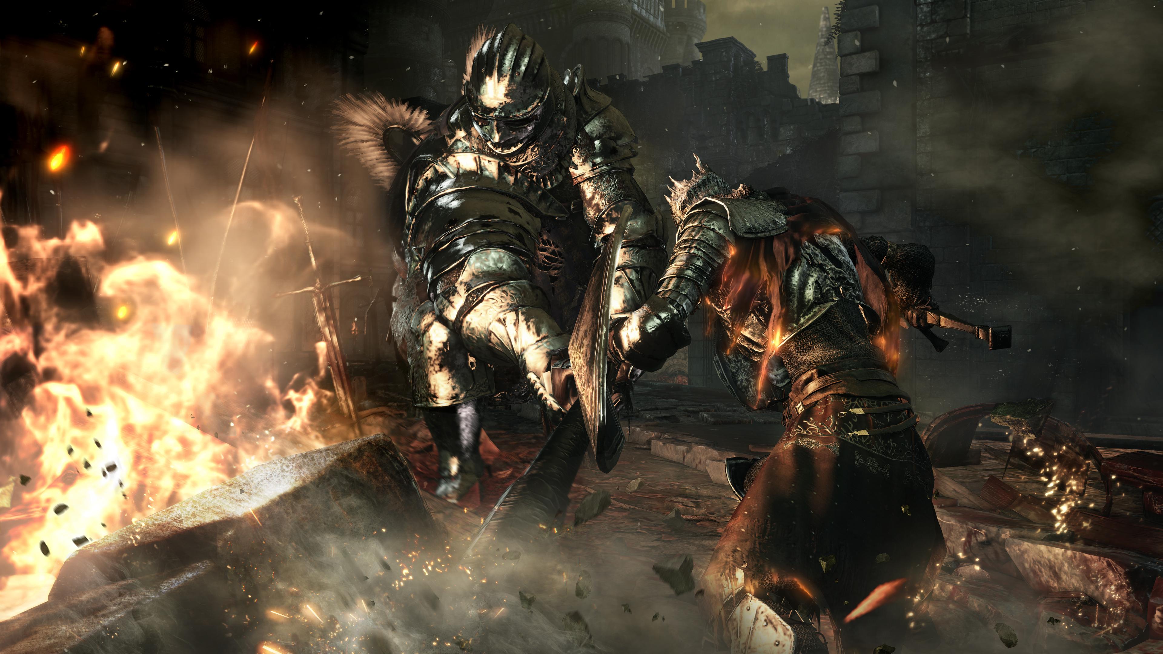 Wallpapers Dark Souls 3 - MaximumWall