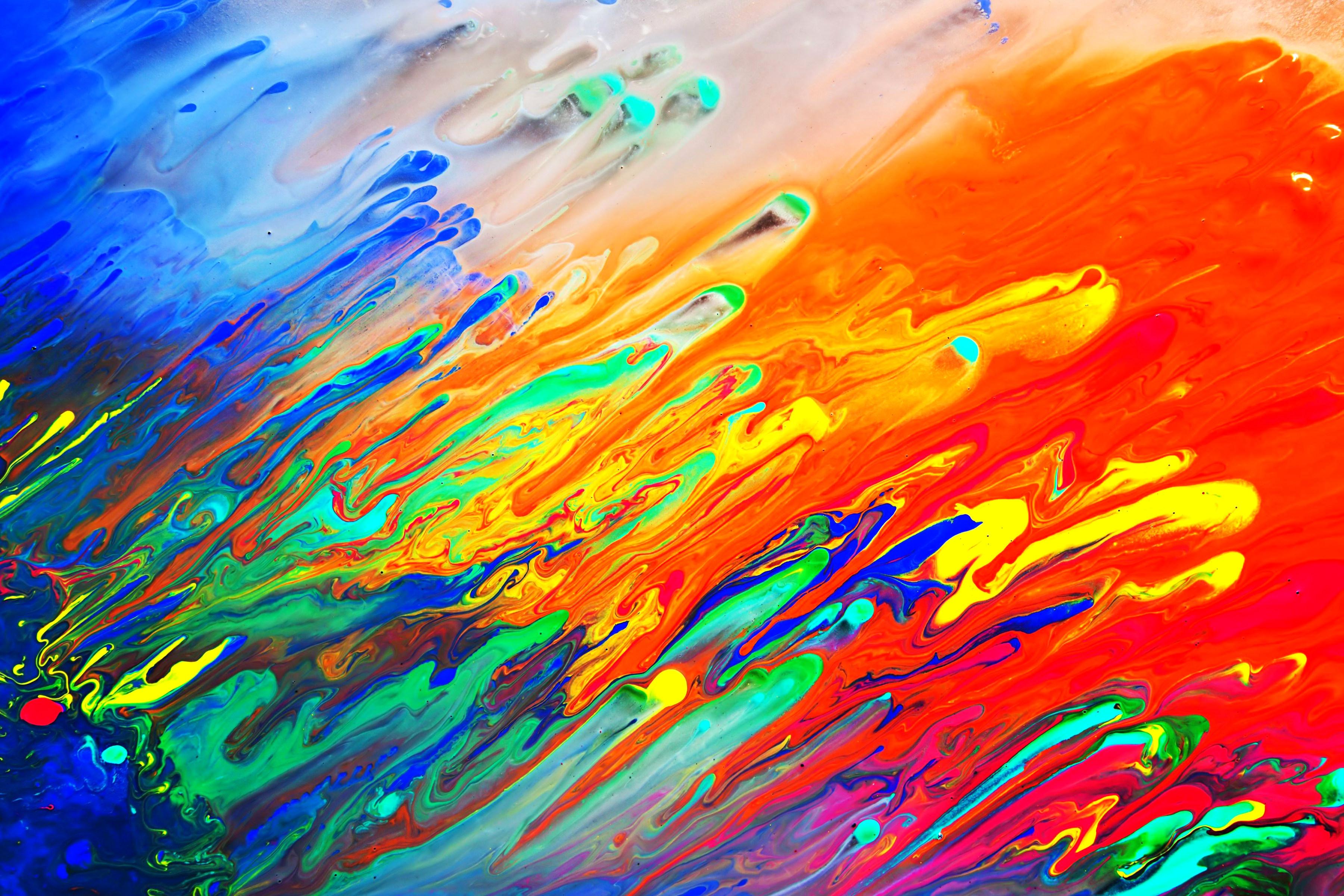 Fonds Décran Abstrait Art Maximumwall