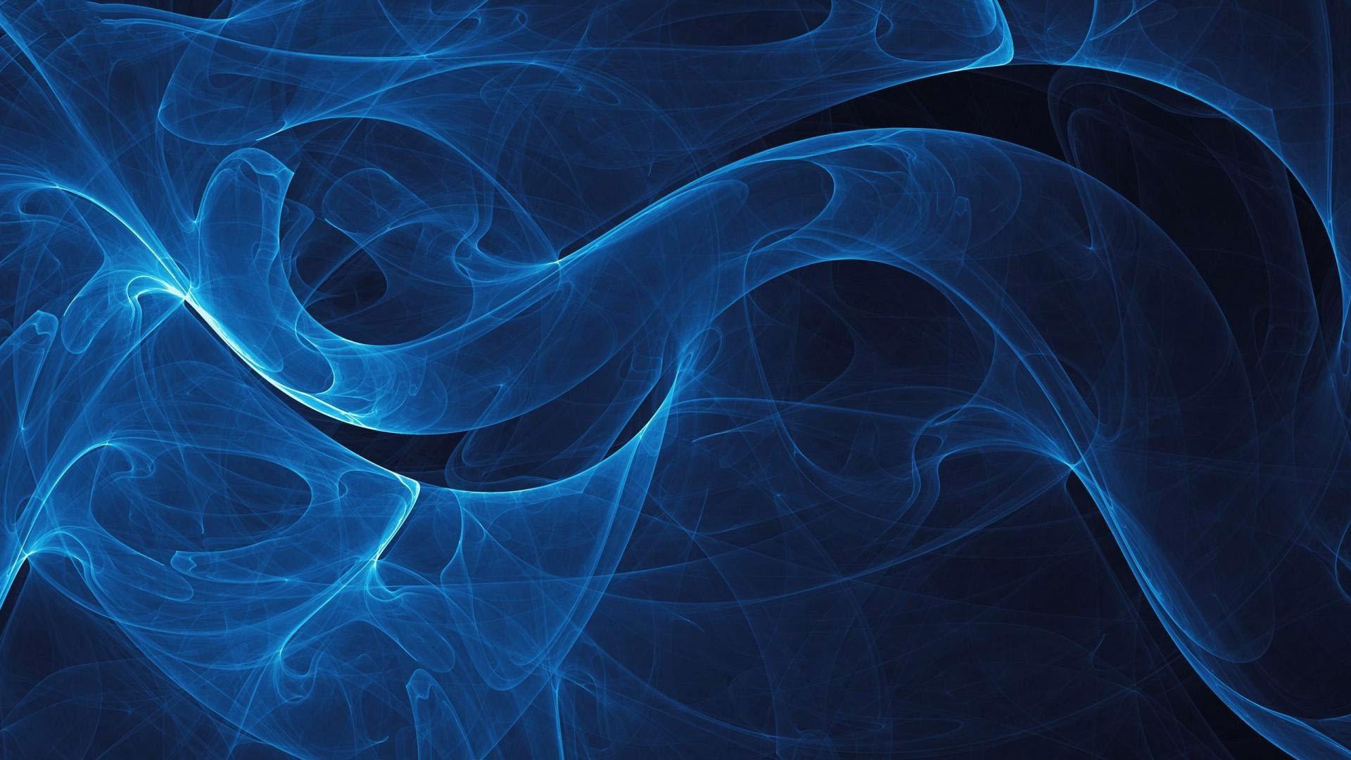Fonds d 39 cran abstrait bleu maximumwall for Fond ecran photo 4k