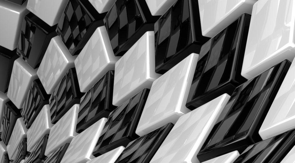 fonds d 39 cran abstrait noir et blanc maximumwall. Black Bedroom Furniture Sets. Home Design Ideas
