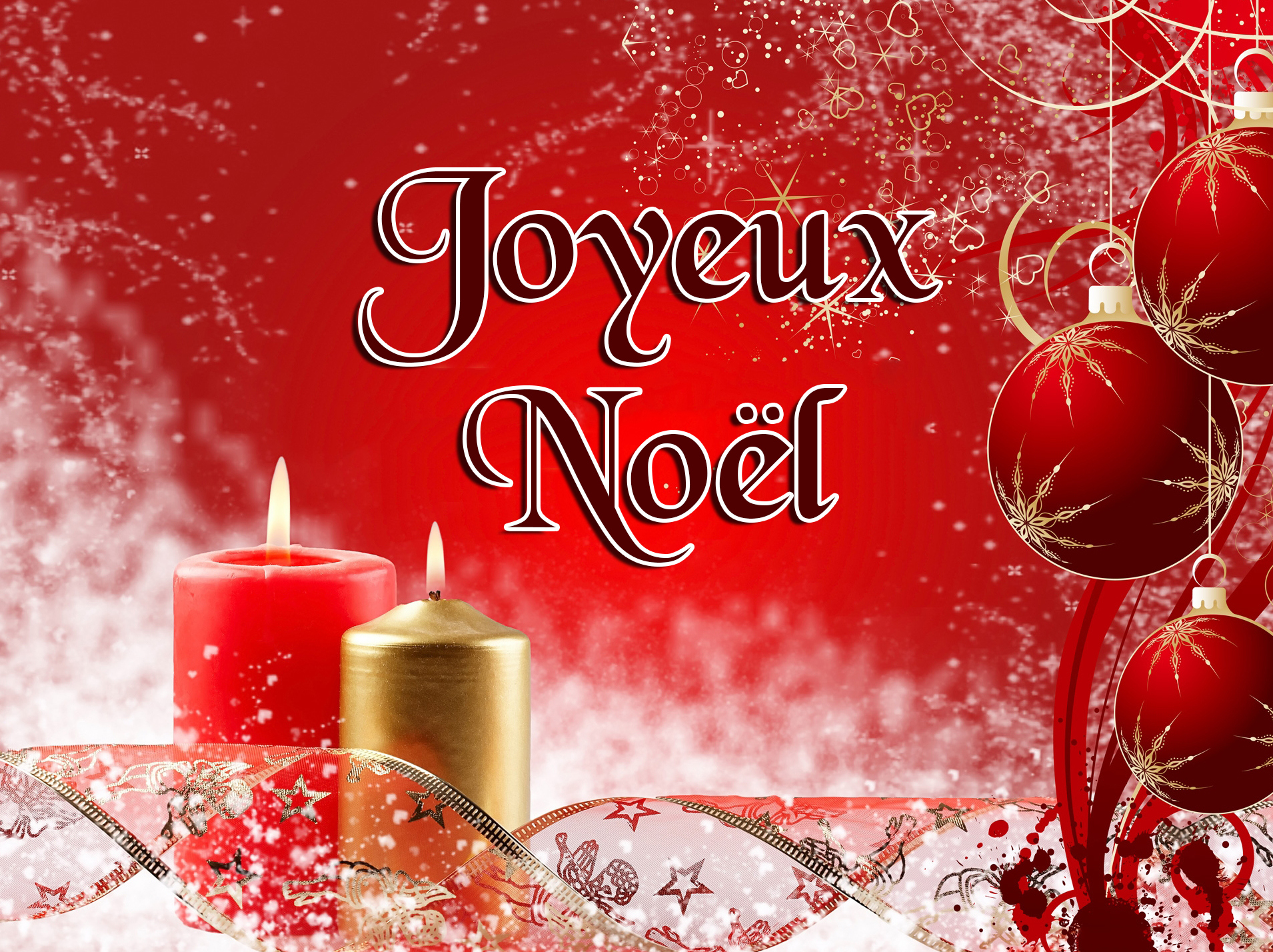 Fonds d 39 cran joyeux no l maximumwall for Fond ecran noel 2016