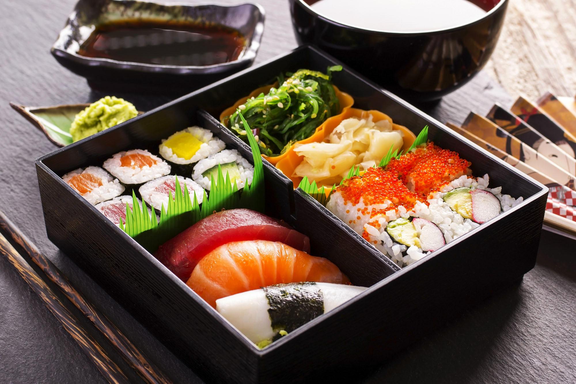 Wallpaper nourriture japon maximumwall for Poisson japonais nourriture